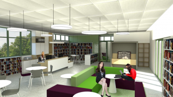 Creating a student-focused collaborative study space for the Information Age