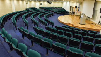 Auditorium & Labs at Ort Yad Shapira Vocational School