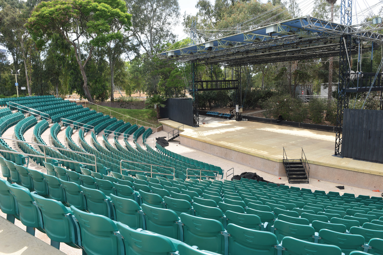 The Wohl Amphitheater
