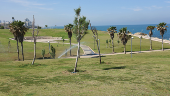 The Jaffa Seaside Park & Promenade