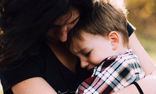 תמיכה והענקת בטחון חיוני לילדים ולהורים