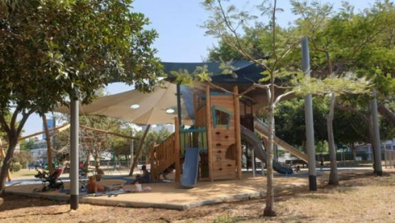 Upgrade for Bnei Dan Park