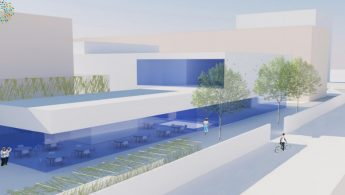 Tel Aviv's Oldest Secondary School to be Revamped  with New Stand-alone Art's Auditorium